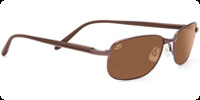 0b0e1505996 7385 Espresso   brown tannery frames with polarized drivers lenses 7386  Gunmetal   black tannery frames with 555nm polarized lenses. Bianca Italy
