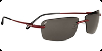 d836eb429c9a Italy, Serengeti Parma, Metal frame sunglasses available in: 7444 Brown  tortoise frames with polarized PhD Drivers lenses 7445 Shiny gunmetal  frames with ...